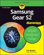 Samsung Gear S2 For Dummies