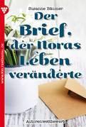 Der Brief, der Noras Leben veränderte - Liebesroman