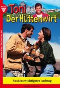 Toni der Hüttenwirt 103 - Heimatroman