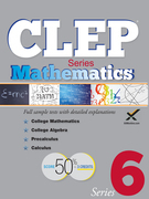 CLEP Mathematics Series 2017