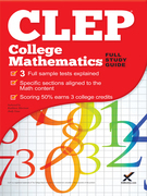 CLEP College Mathematics 2017