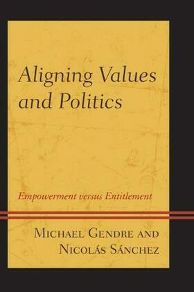Aligning Values and Politics: Empowerment Versus Entitlement