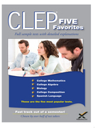 CLEP Five Favorites