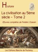 La civilisation au 5ème siècle (T2)