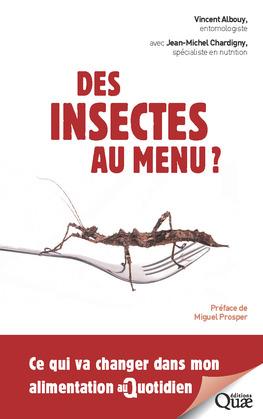 Des insectes au menu ?