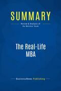 Summary: The Real-Life MBA