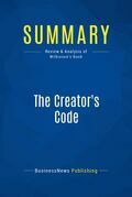 Summary: The Creator's Code