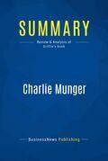 Summary: Charlie Munger