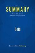 Summary: Bold