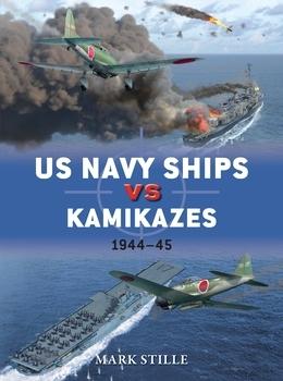 US Navy Ships vs Kamikazes 1944Â?45