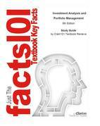 e-Study Guide for: Investment Analysis and Portfolio Management by Frank K. Reilly, ISBN 9780324289039