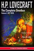 H.P. Lovecraft, The Complete Omnibus Collection, Volume I: : 1917-1926