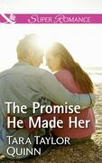 The Promise He Made Her (Mills & Boon Superromance) (Where Secrets are Safe, Book 9)