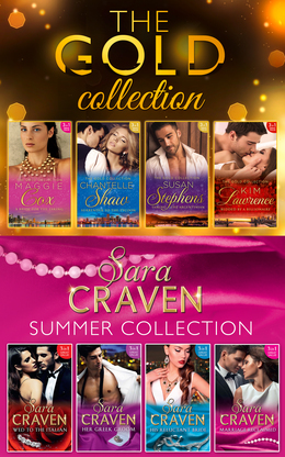 The Gold Collection & The Sara Craven Summer Collection (Mills & Boon e-Book Collections)