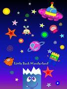Little Sock in Wonderland