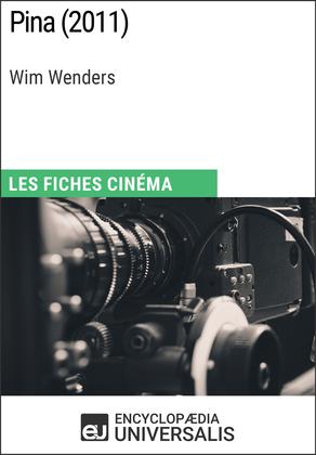 Pina de Wim Wenders