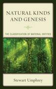 Natural Kinds and Genesis: The Classification of Material Entities
