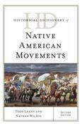 Historical Dictionary of Native American Movements
