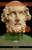 Homer: The Complete Epic Poems [newly updated] (Book House Publishing)