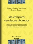 Fille d'Opéra, vendeuse d'amour