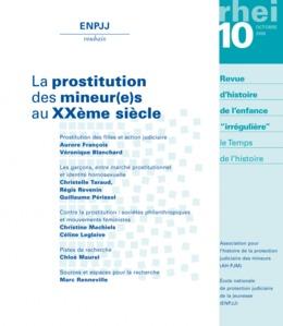 Numéro 10 | 2008 - La prostitution des mineur(e)s au XXe siecle - RHEI
