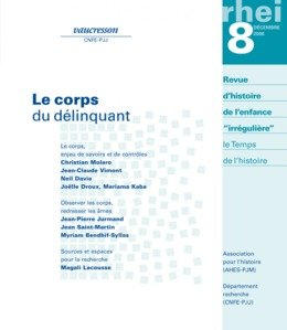 Numro 8 | 2006 - Le corps du dlinquant - RHEI