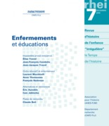Numéro 7 | 2005 - Enfermements et éducations - RHEI