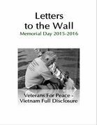 Letters to the Wall: Memorial Day Events 2015 and 2016