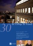 30 | 2010 - La Lettre n° 30 - lettre CDF