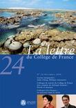 24 | 2008 - La Lettre n° 24 - lettre CDF