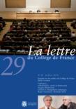 29 | 2010 - La Lettre n° 29 - lettre CDF