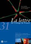 31 | 2011 - La Lettre n°31 - lettre CDF