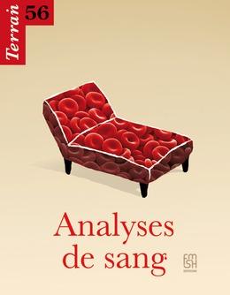 56 | 2011 - Analyses de sang - Terrain