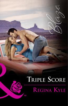 Triple Score (Mills & Boon Blaze) (The Art of Seduction, Book 4)