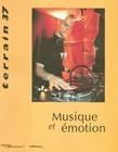 37 | 2001 - Musique et émotion - Terrain