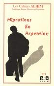 1 | 2000 - Migrations en Argentine - Alhim