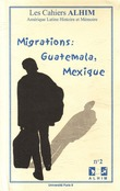 2 | 2001 - Migrations: Guatemala, Mexique - Alhim