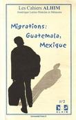 2 | 2001 - Migrations: Guatemala, Mexique - Alhim