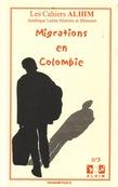3 | 2001 - Migrations en Colombie - Alhim