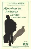 4 | 2002 - Migrations en Amérique Latine: la vision de l'autre - Alhim