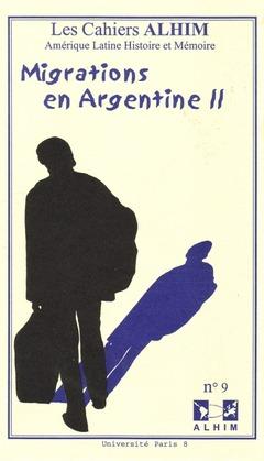 9 | 2004 - Migrations en Argentine II - Alhim