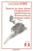 19 | 2010 - Regards sur deux siècles d'indépendance : significations du Bicentenaire en Amérique latine - Alhim