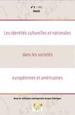 2 | 2002 - Les identités culturelles et nationales dans les societés européennes et américaines - Amnis