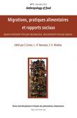 7 | 2010 - Migrations, pratiques alimentaires et rapports sociaux - AOF