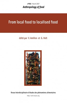 S2 | 2007 - From local food to localised food - AOF