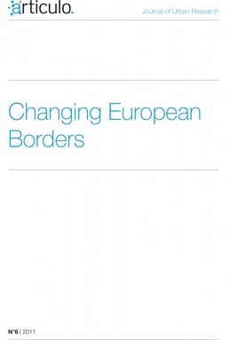 6 | 2011 - Changing European Borders - Articulo