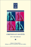 15 | 2008 - Varia - Chrétiens sociétés