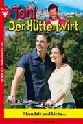 Toni der Hüttenwirt 107 - Heimatroman