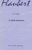 3 | 2010 - Le désir amoureux - Flaubert