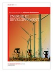 2 | 2011 - Dossier | Energie et dveloppement - Revue | volutions des politiques de dveloppement - PolDev
